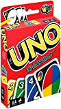 Mattel Games - UNO Kartenspiel und Gesellschaftspiel, geeignet für 2 - 10 Spieler, Kartenspiele und Gesellschaftsspiele ab 7 Jahren