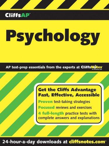 CliffsAP Psychology: An American BookWorks Corporation...