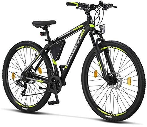 Licorne Bike Effect Premium - Bicicleta de montaña de 29 pulgadas -...