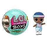 LOL Surprise Boys - Poupée garçon & 7 Surprises - Change de couleur & accessoires de mode - LOL Surprise Garçon série 4 - Poupées à collectionner pour garçons et filles de 3 ans et +