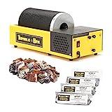 Tumble-Bee Rotary Rock Tumbler | Includes Rock Grit Polish Kit | Model TB-14, 1X4LB Barrel