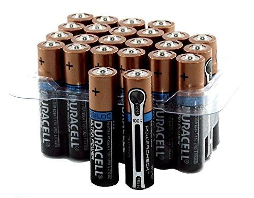 Duracell MX2400 Ultra AAA Batterien