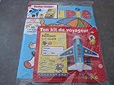TOUPIE N°354 + TON KIT DE VOYAGEUR + 115 AUTOCOLLANTS