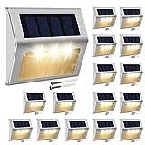 Solar Fence Lights...image