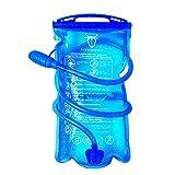 UTOBEST Bolsa de Agua para Mochilas Hidratación 1.5L Ciclismo Camping Senderismo Excursionismo