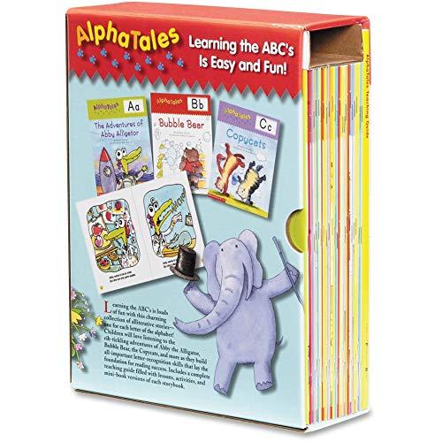 AlphaTales Box Set: A Set of 26 Irresistible Animal...