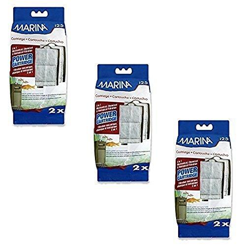 MARINA I25 RICAMBIO CARTUCCE A134 3 confezioni di 2 confezione