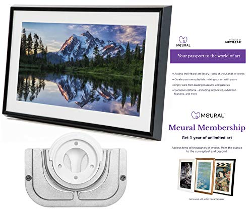 Meural Canvas - Smart Digital Photo Frame - Art...