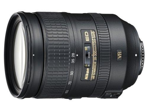 Nikon AF-S FX NIKKOR 28-300mm f/3.5-5.6G ED Vibration Reduction Zoom Lens with Auto Focus for Nikon DSLR Cameras