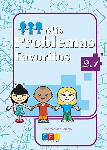 Mis problemas favoritos 2.1 / Editorial GEU / 2º Primaria / Mejora la resolución de problemas / Re