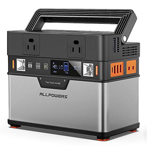 ALLPOWERS Portable Generator 288Wh