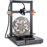 MINGDA 3D Printer Rock 3 Pro - FDM 3D Printing Machine with Dual Z, Direct Drive Extruder, Large Build Plate: 320x320x400mm, Supports 1.75mm Filament PLA, TPU, ABS