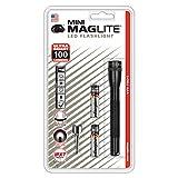 Mag Lite - Solitaire - Lampe de poche LED 'Mini Maglite' Métal, 12,5cm en...