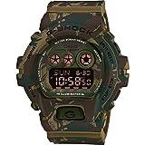 Casio - GD-X6900MC-3ER - G-Shock - Montre Homme - Quartz Digital - Cadran Camouflage Vert - Bracelet Résine