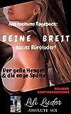 Der geile Hengst & die enge Spalte - Beine Breit, nasses Büroluder! : scharfe Erotigeschichte - Aus meinem Tagebuch