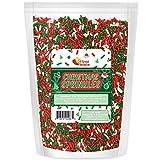 Christmas Sprinkles - Bulk Holiday Sprinkles - 16 Oz - Red, White & Green Jimmies - Bulk Toppings