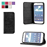 COOVY Étui pour Samsung Galaxy S4 Mini GT-i9190 GT-i9195 GT-i9192 Coque,...