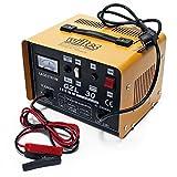 WilTec Chargeur 16A de Batterie Moto Voiture Auto Rapide - GZL30 - Batteries 12V...