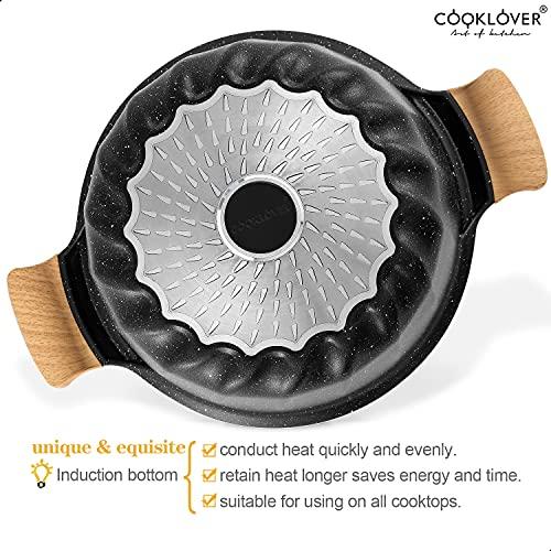 Product Image 6: Cookware Set Nonstick 100% PFOA Free <a href=