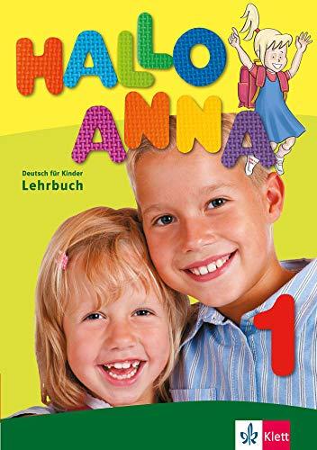 Hallo anna 1, libro del alumno + cd