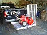 Five Star Cargo Carrier W/ramp 32' W - to Load Snow Blowers, Equipment, Power Wheelchairs, and Scooters. Dimensions: 48' Long X 32' Wide