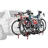 Allen Sports Premier 2-Bike Tray Rack, Model AR200, Black