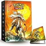 Album de Pokémon, ZoneYan Pokémon Cartes Album, Classeur pour Pokemon, Livre...