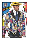Forum Novelties Comic Book Blazer Adult Costume Standard
