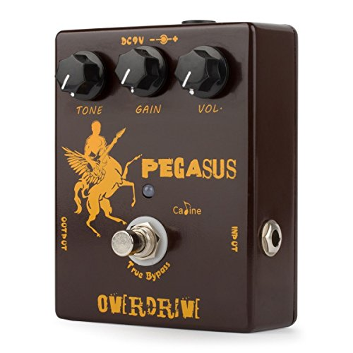 Caline CP-43 Pegasus Overdrive Guitar Effects Pedal