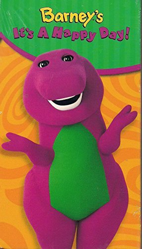 It's A Happy Day - Barney The Dinosaur