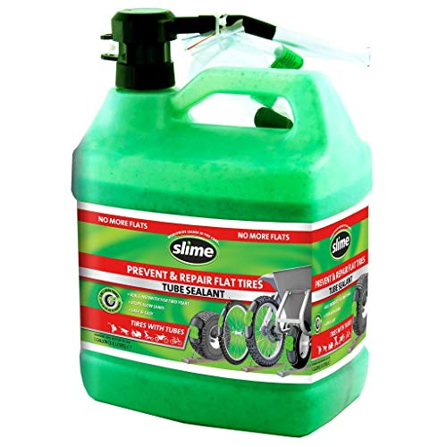 Slime Tube Sealant and Tube Repair 1 Gallon