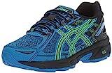 ASICS Kid's Gel-Venture 6 GS Running Shoes, 2.5M, Directoire Blue/New Leaf