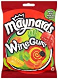 Made with natural colours Fruit flavour gums.