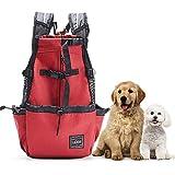 Woolala Sac à dos léger pour chien de petite et moyenne taille, approuvé par...