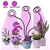 Lampe Horticole, Tomshine 54 LED 30W Lampe de Croissance pour Plantes à 3...