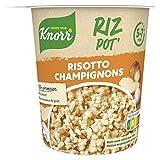 Knorr Plat Déshydraté Riz Pot' Risotto Champignons 75g
