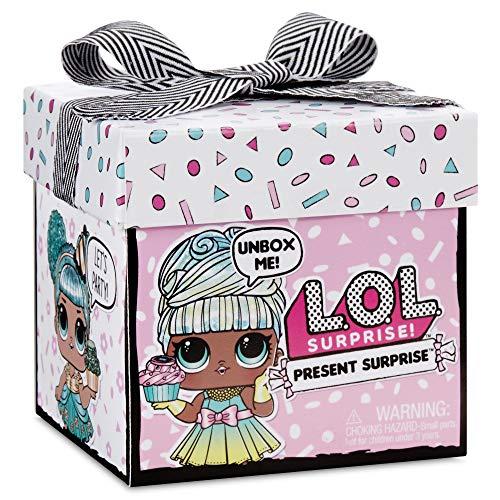Image 3 - LOL Surprise cadeau surprise. Poupée du Mois avec 8 cadeaux Surprises. Changement de couleur amusant et accessoires. Série 1. Poupées de Collection pour les filles de 3 ans et plus