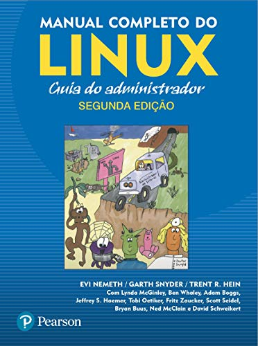 Manual completo do Linux - guia do administrador