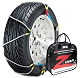 Security Chain Company Z-575 Z-Chain Extreme Performance Cable Tire Traction Chain - Set of 2
