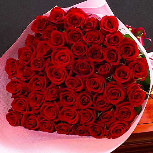 バラギフト専門店のマミーローズ 選べるバラ本数セレクト 還暦祝い 誕生日 プロポーズ 贈り物の豪華なバラ...