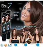 Flow 7 100% Human Hair Clip in Extensions By Bobbi Boss (4)