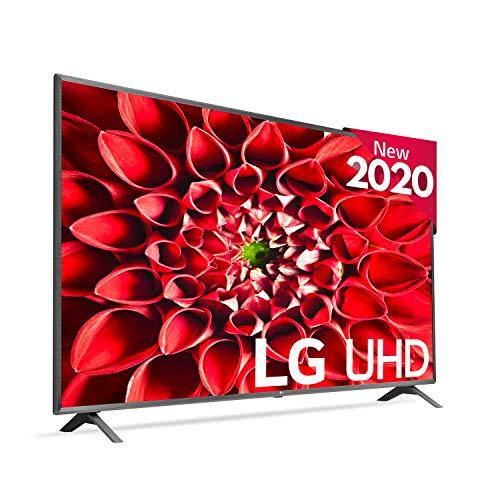 """LG 86UN85006LA - Smart TV 4K UHD 217 cm (86"""") con Inteligencia Artificial, Procesador Inteligente α7 Gen3, Deep Learning, 100% HDR, Dolby Vision/ATMOS"""