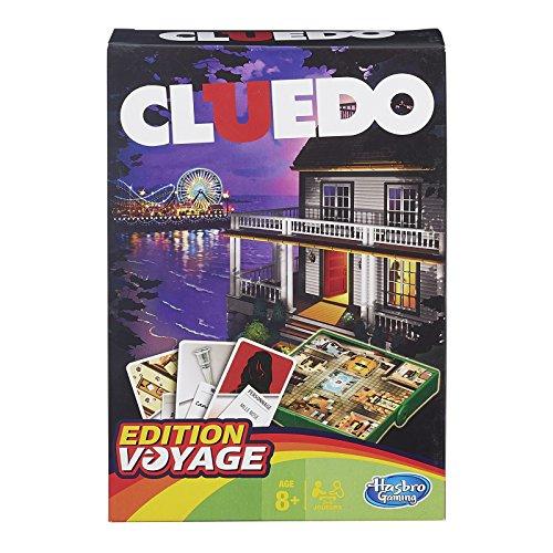 Cluedo - Jeu de societe Cluedo - Jeu de Voyage - Version française