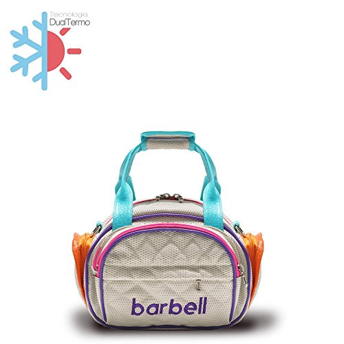 Bolsa Térmica barbell Gym Nano Color
