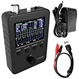 ETEPON Digital Oscilloscope Kit with BNC-Clip Cable Probe with Power Supply, (Assembled Finished Machine) EM001