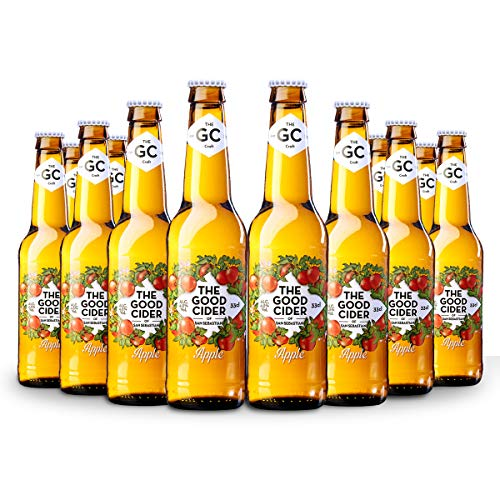 The Good Cider Apple - Sidra de Manzana, Sidra Natural de Sa