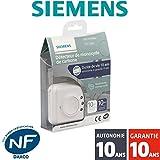 SIEMENS - Détecteur de monoxyde de carbone (CO) NF Siemens Delta Reflex...
