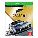 Forza Motorsport 7 – Ultimate Edition - Xbox One (Video Game)