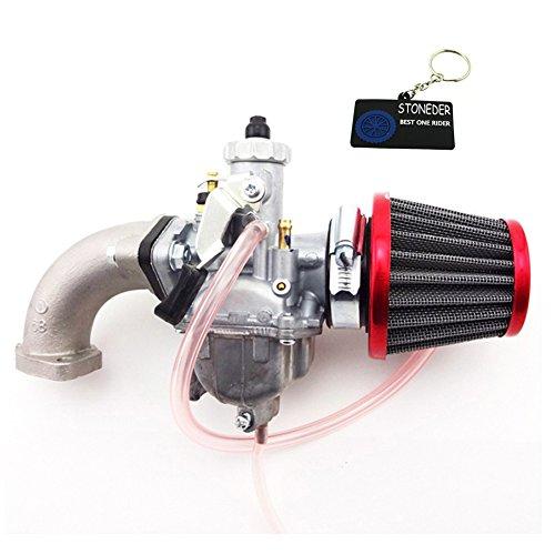 STONEDER Mikuni 26mm carburatore filtro aria tubo di aspirazione per 110cc 125cc 140CC Pit Dirt bike