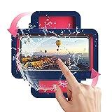 Étui de protection pour téléphone portable - Étanche - Rotatif à 360 ° - Support universel pour smartphone avec écran tactile - Mural pour téléphone...